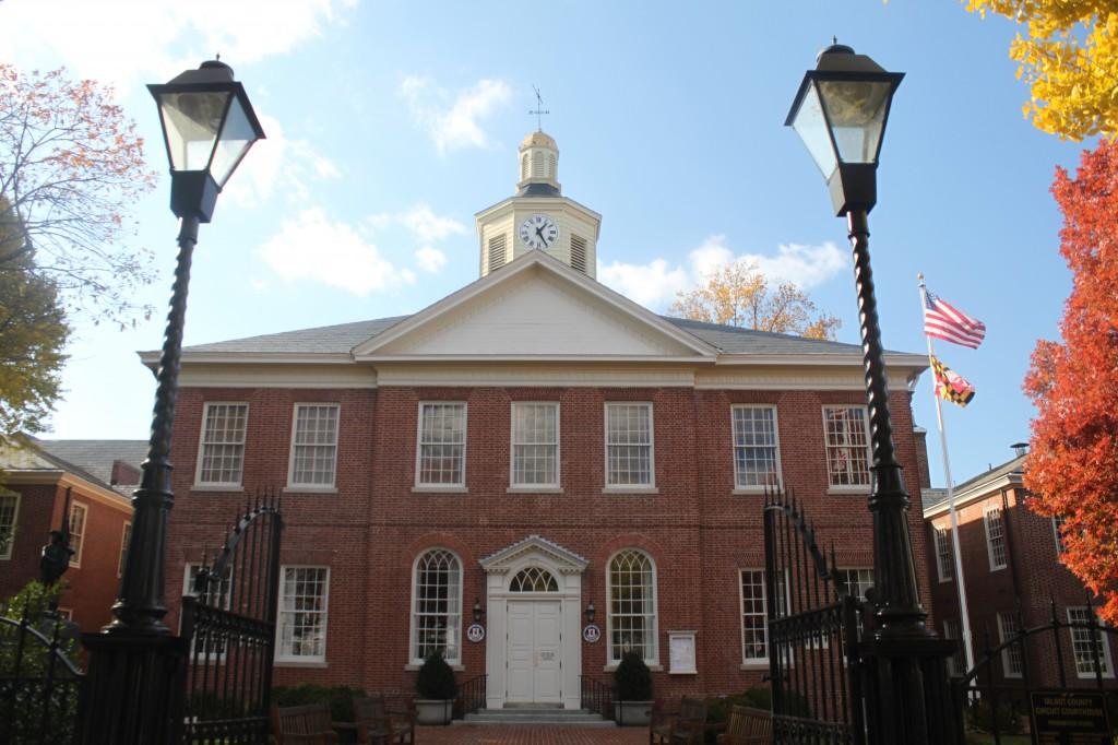 Easton - Courthouse