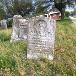 Child's Grave - Denton Graveyard