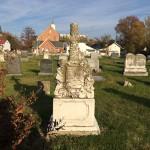 Dr. Dodson Grave - St. Luke's Graveyard