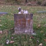 Marshall Grave - St. Luke's Graveyard