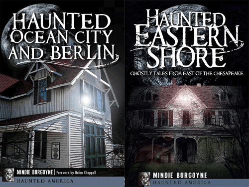 Two book deal - Haunted Series by Mindie Burgoyne