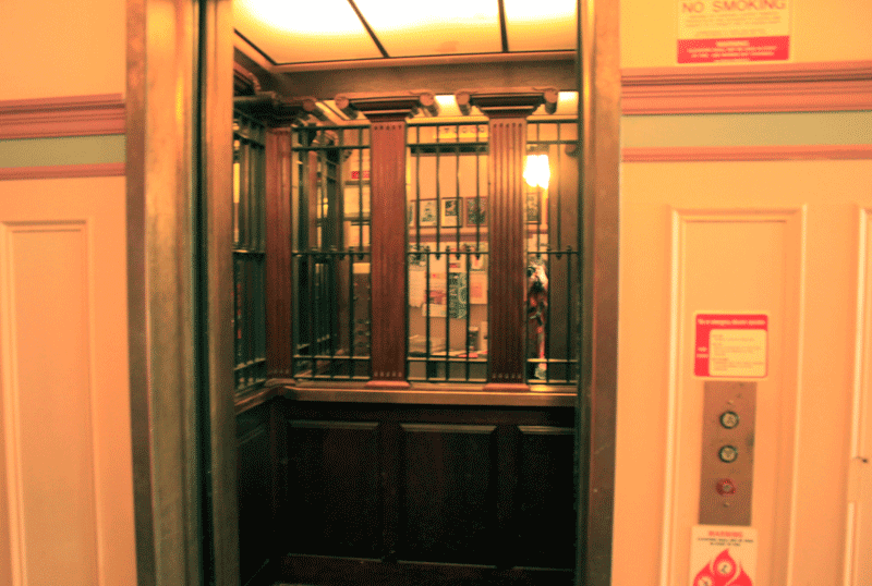 The Elevator Riding Ghosts of Easton - Chesapeake Ghost Walks