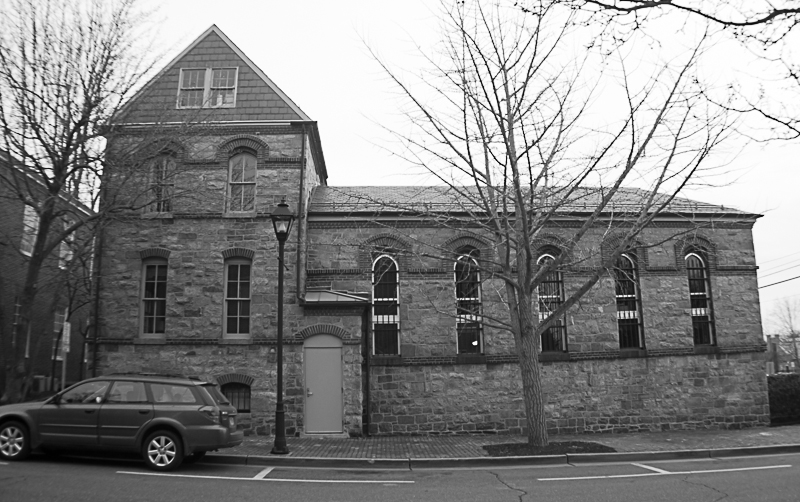 Easton Old Jail