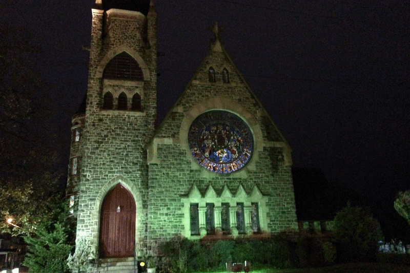 Christ Church in Cambridge MD