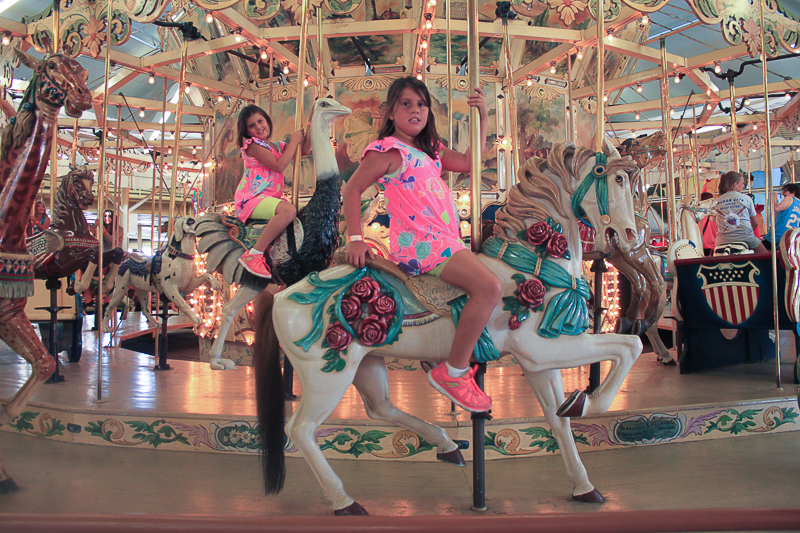 Ocean City Trimpers Carousel
