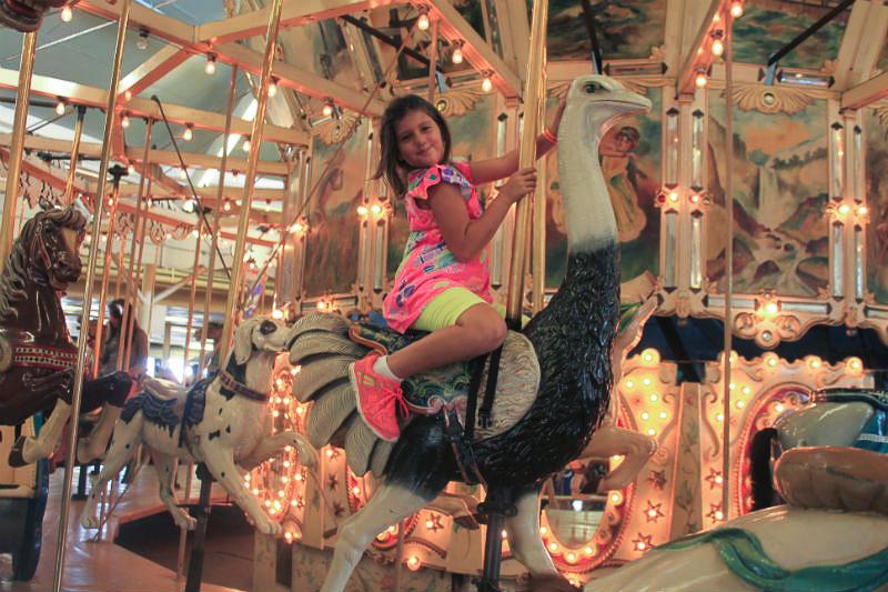Ocean City Trimpers Carousel