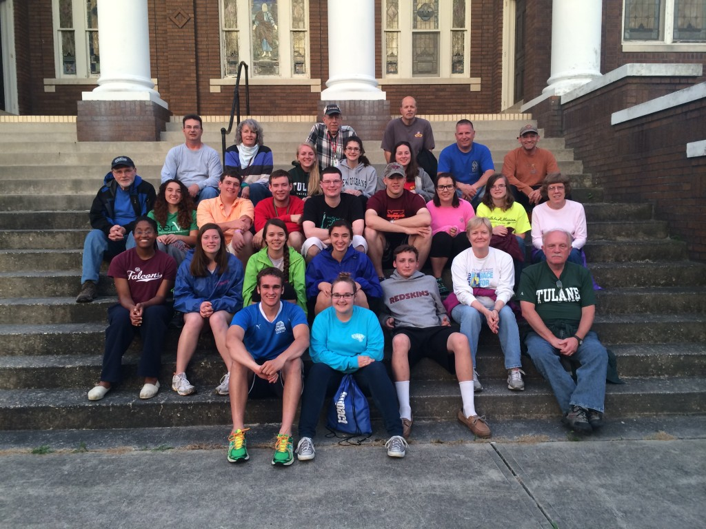 Crisfield Ghost Tour of Students