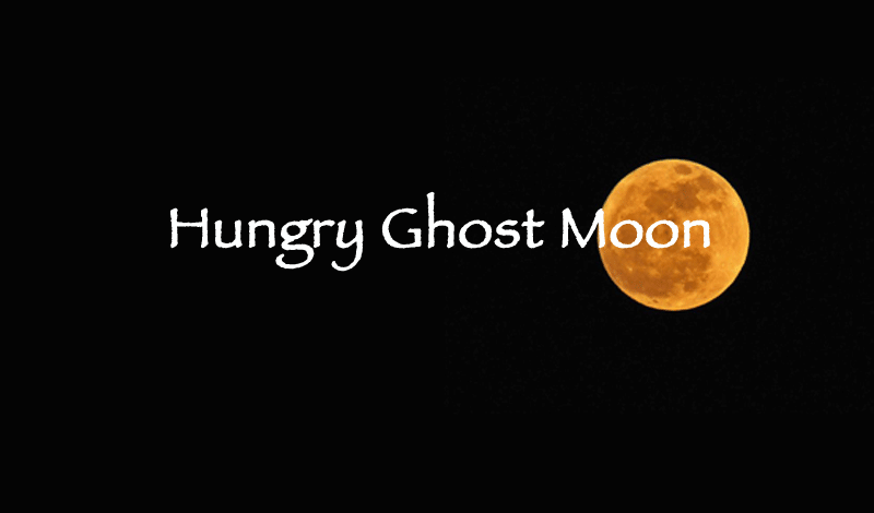Hungry Ghost Moon
