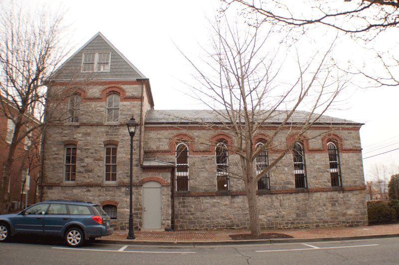 Old Jail in Easton