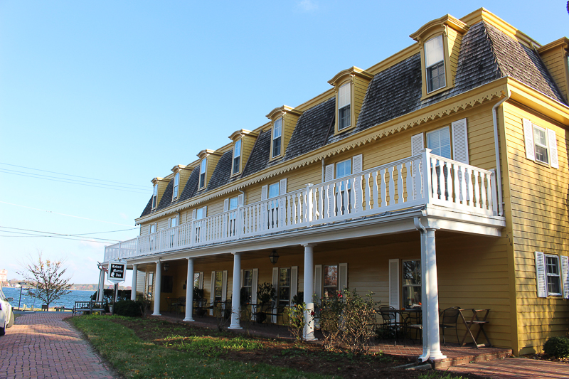 The Robert Morris Inn in Oxford, MD