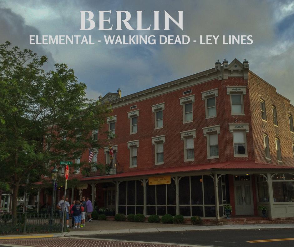 Berlin Ghost Walks This Week