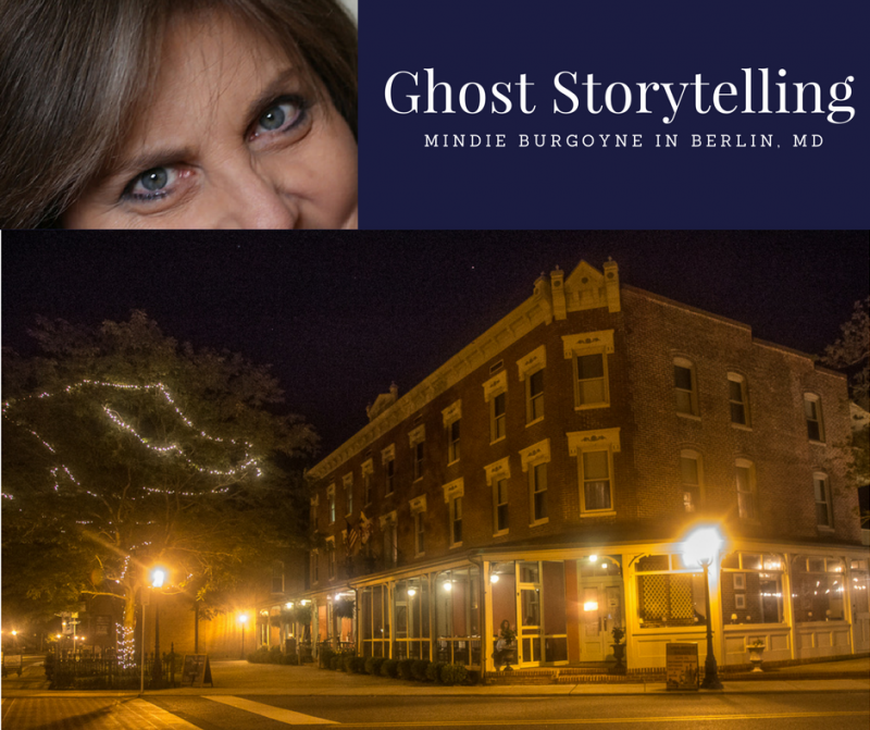 Ghost Storytelling Sessions in your location