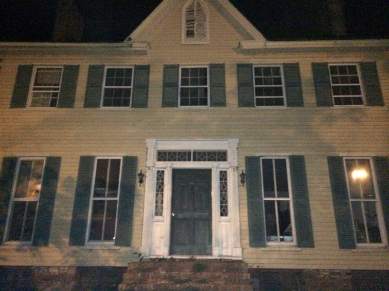 Snow Hill Inn - haunted Maryland