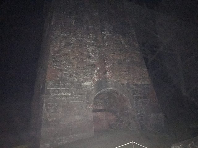 Furnace Town - old iron furnace