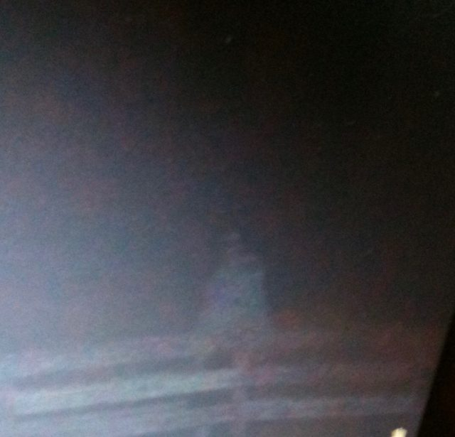 Furnace Town ghost by Tom McCann