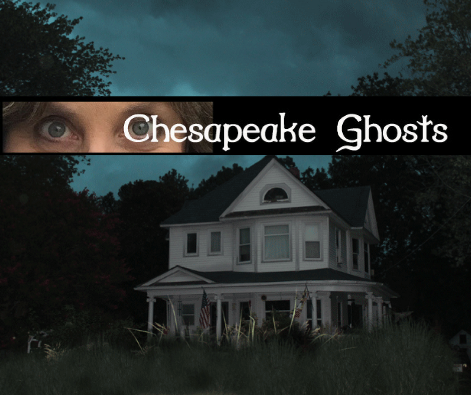 Chesapeake Ghost Tours - win a haunted dinner party