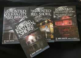 Haunted Books - set of four