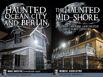 Haunted Book Set - Mindie Burgoyne's Haunted Series