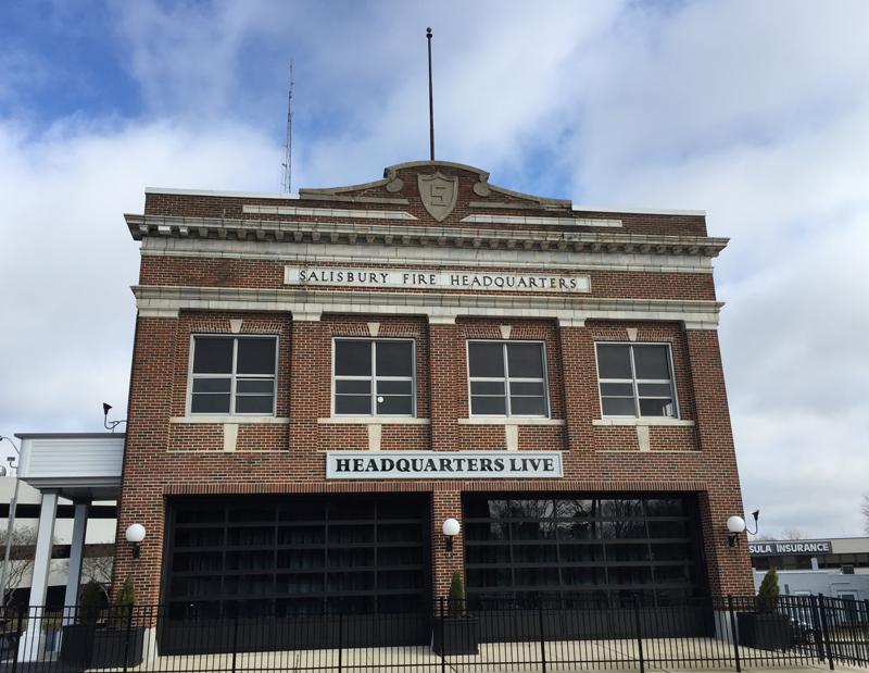 headquarters Live Firehouse - Salisbury, MD
