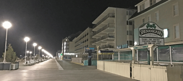 Shenanigans - Shoreham Hotel in Ocean City - The Haunted Trifecta